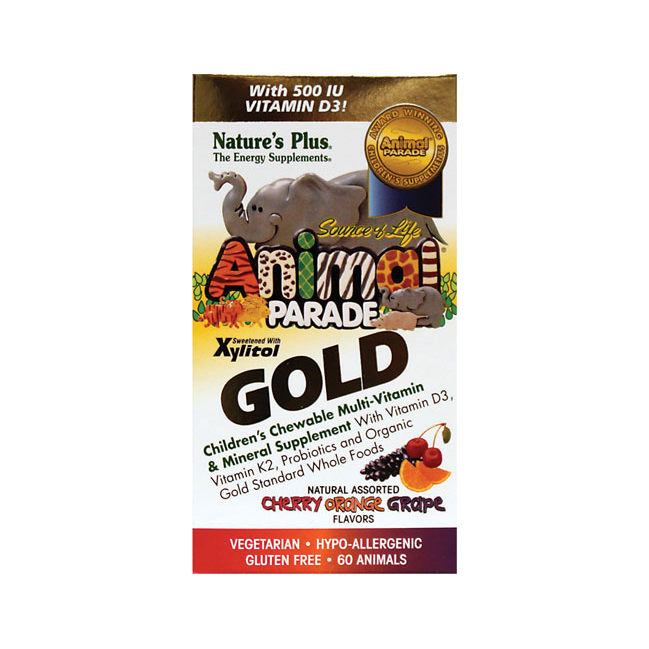 Source of Life Animal Parade Gold Chewables