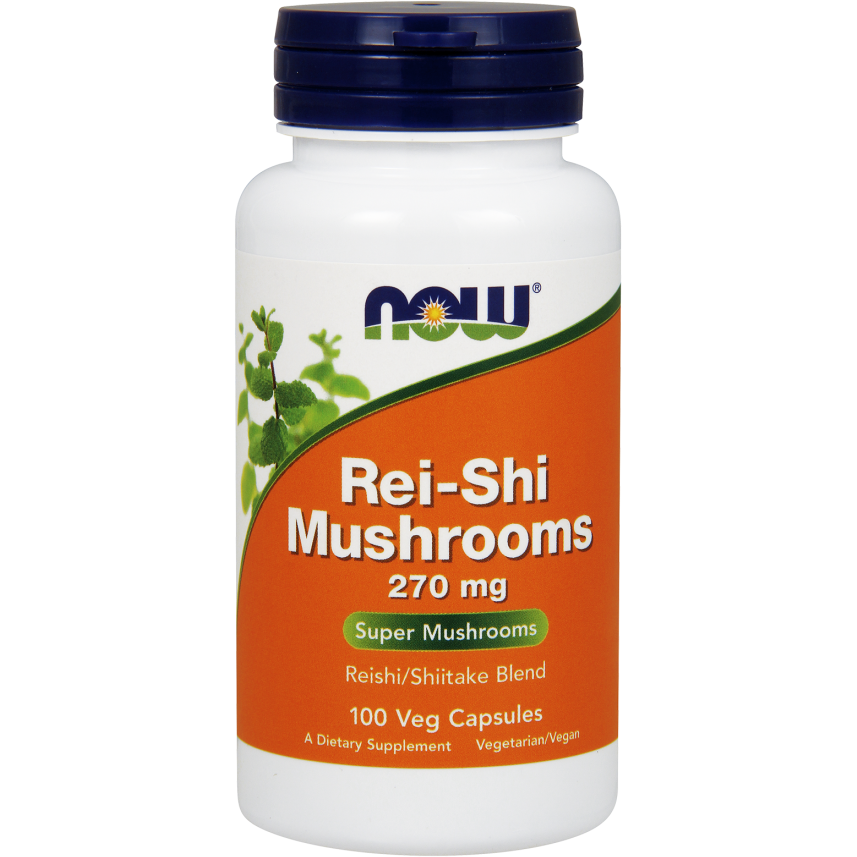 Rei-shi Mushrooms