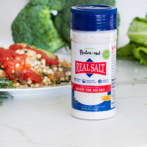 Real Salt  Sea Salt Fine