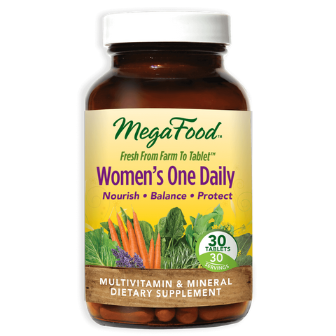 Mega Food Women's One Daily