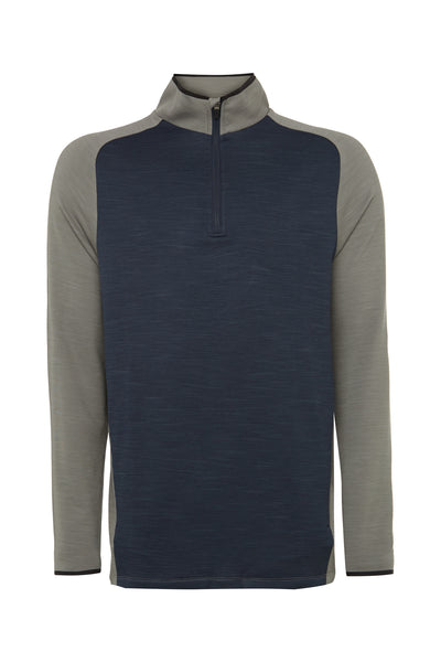 Total Eclipse 1/4 Zip Sweat