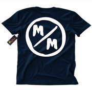 Metal Mulisha Surplus T-Shirt Mens Back Navy
