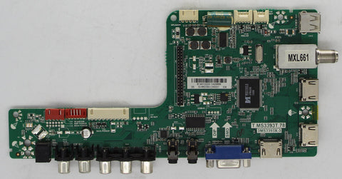 02-Mb3393-Cws001 - Main Board - Sanyo