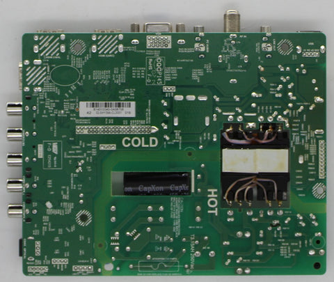 02-Shy39A-Cls001 - Main/power Board - Sanyo