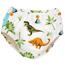 2-in-1 Swim Diaper & Training Pants Dinosaurs Medium