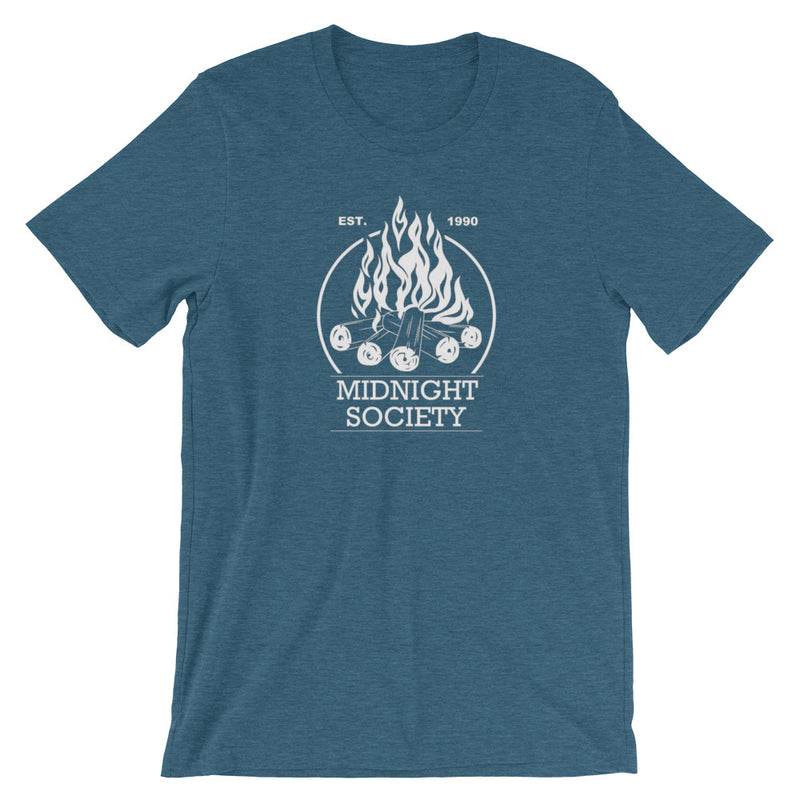 Midnight Society Are You Afraid Of The Dark Short-Sleeve   Unisex T-Shirt