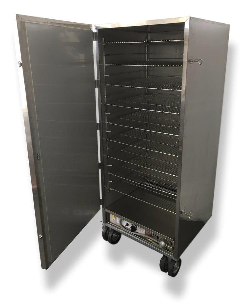 Hot Box - 18 Rack (9 included)