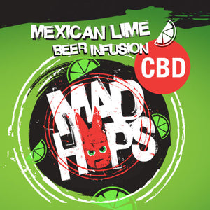 Mad Hops - Beer Infusion CBD - Mexican Lime