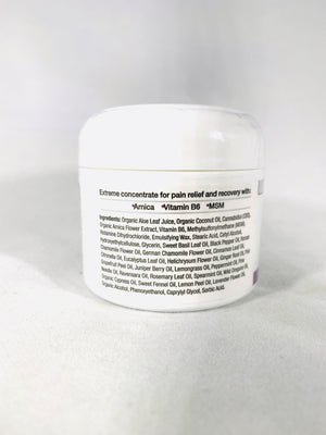 CBD Inflammation Cream