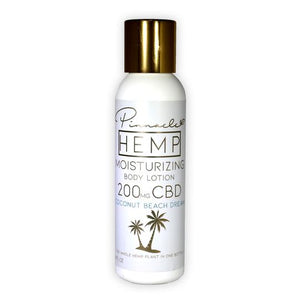Pinnacle CBD Body Lotion-200mg