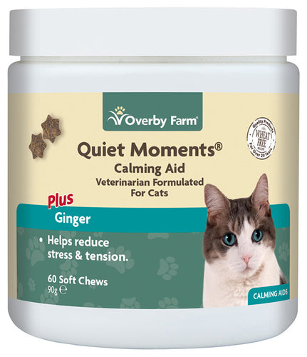 Quiet Moments For Cats Soft Chews 60pcs