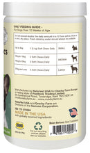 Advanced Digestive Probiotics For Dogs Soft Chews 60pcs