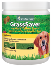 GrassSaver Soft Chews for Dogs 120pcs