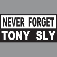 Never Forget Tony Sly STICKER