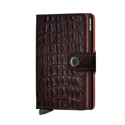 Secrid_Miniwallet_Nile_Brown_Front