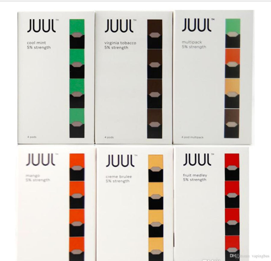 Juul cartridges