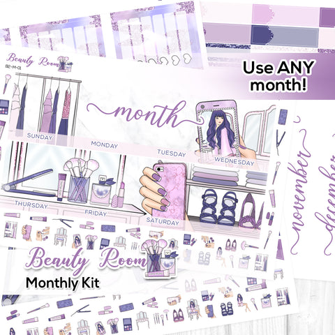 Beauty Room Monthly Kit (New Format!)