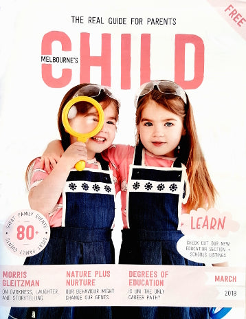 Bundle in Child Magazine!