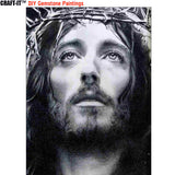 """Son of God"" - Craft-IT™ DIY Gemstone Paintings - Deal-Rush"