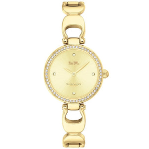Coach Park Signature C Gold  Women's Watch - 14503171