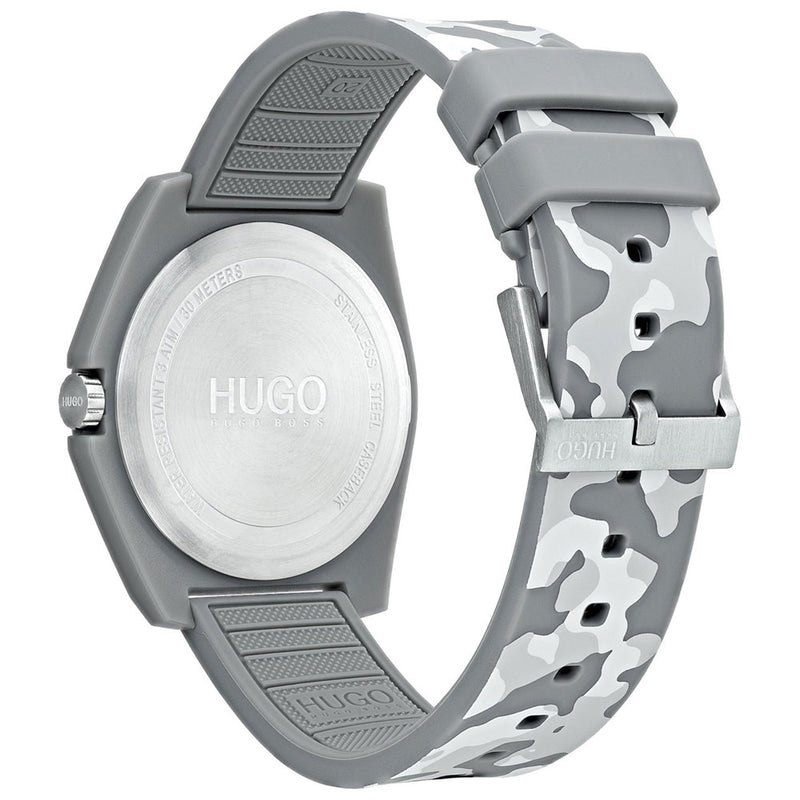 Hugo Play Camouflage Sports Watch - 1520018