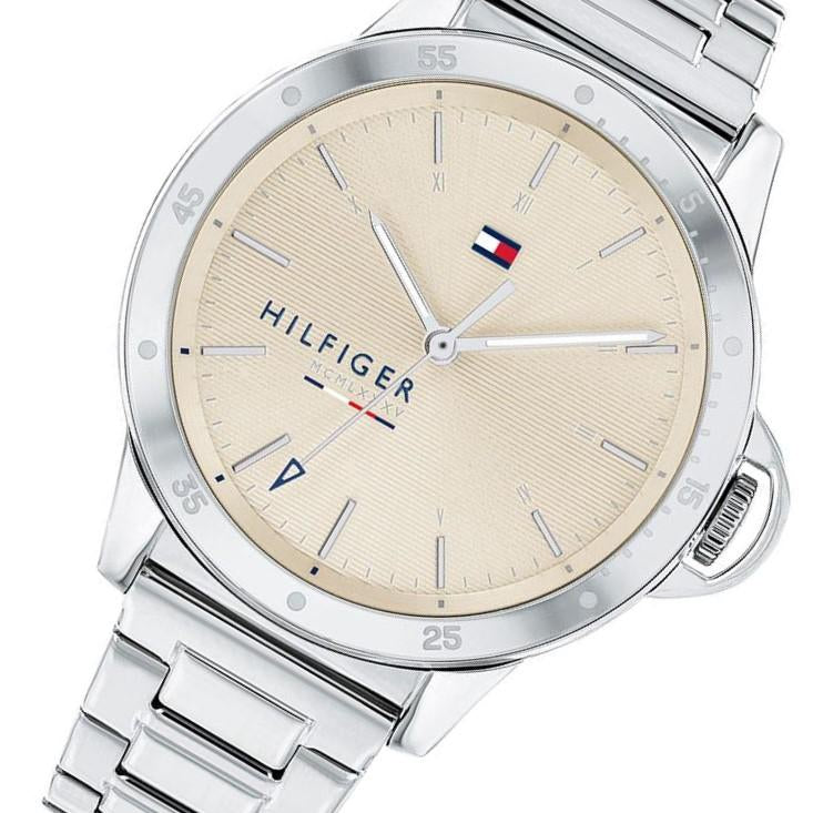 Tommy Hilfiger Classic Stainless Steel Ladies Watch - 1782026