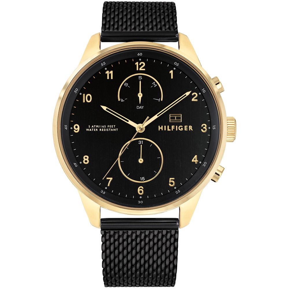 Tommy Hilfiger Casual Men's Mesh Watch - 1791580
