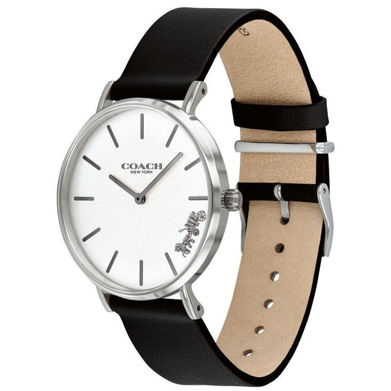 Coach Ladies Black Perry Watch - 14503115