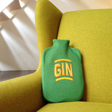 Funny 'Gin' Hot Water bottle