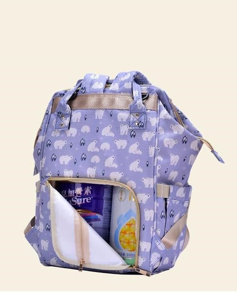 Multi-Function Nappy Bag