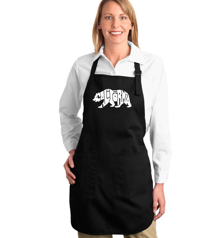 Full Length Apron - Heavy Metal