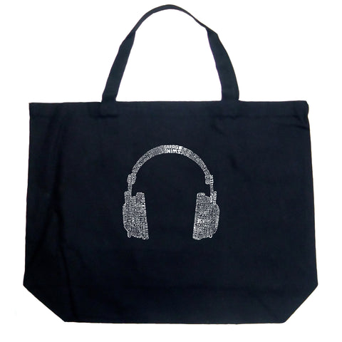 Large Tote Bag - ATLANTA NEIGHBORHOODS