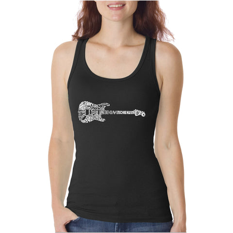 Women's Tank Top - POSITIVE WISHES