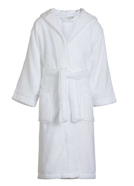 robes for children white