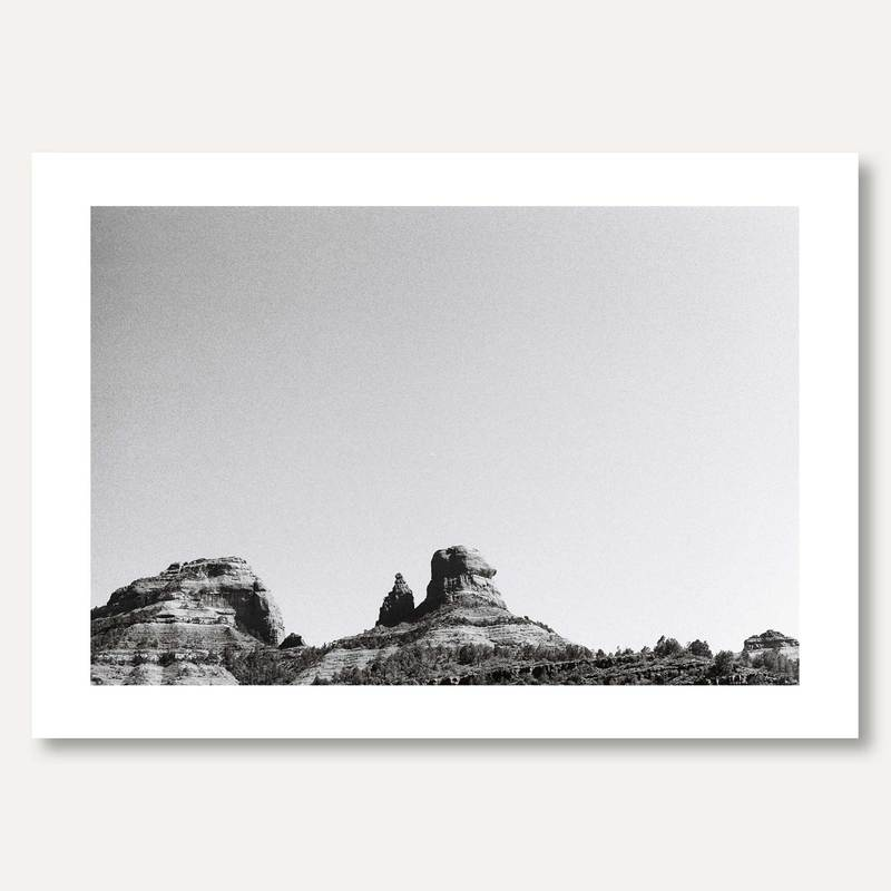 'Afternoon Arizona' framed one off by Louie Kinder Rycroft
