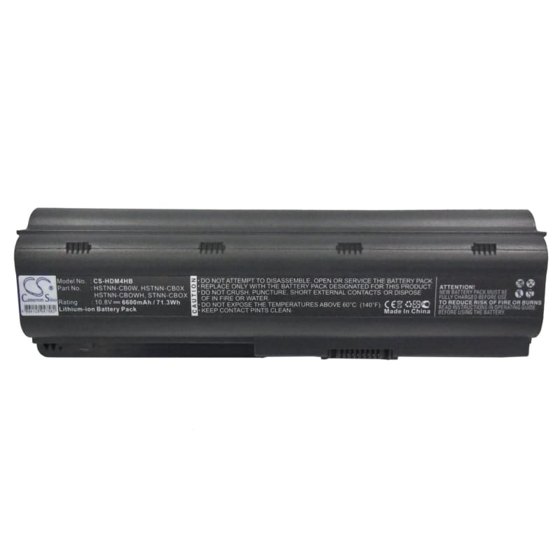 New Premium Notebook/Laptop Battery Replacements CS-HDM4HB