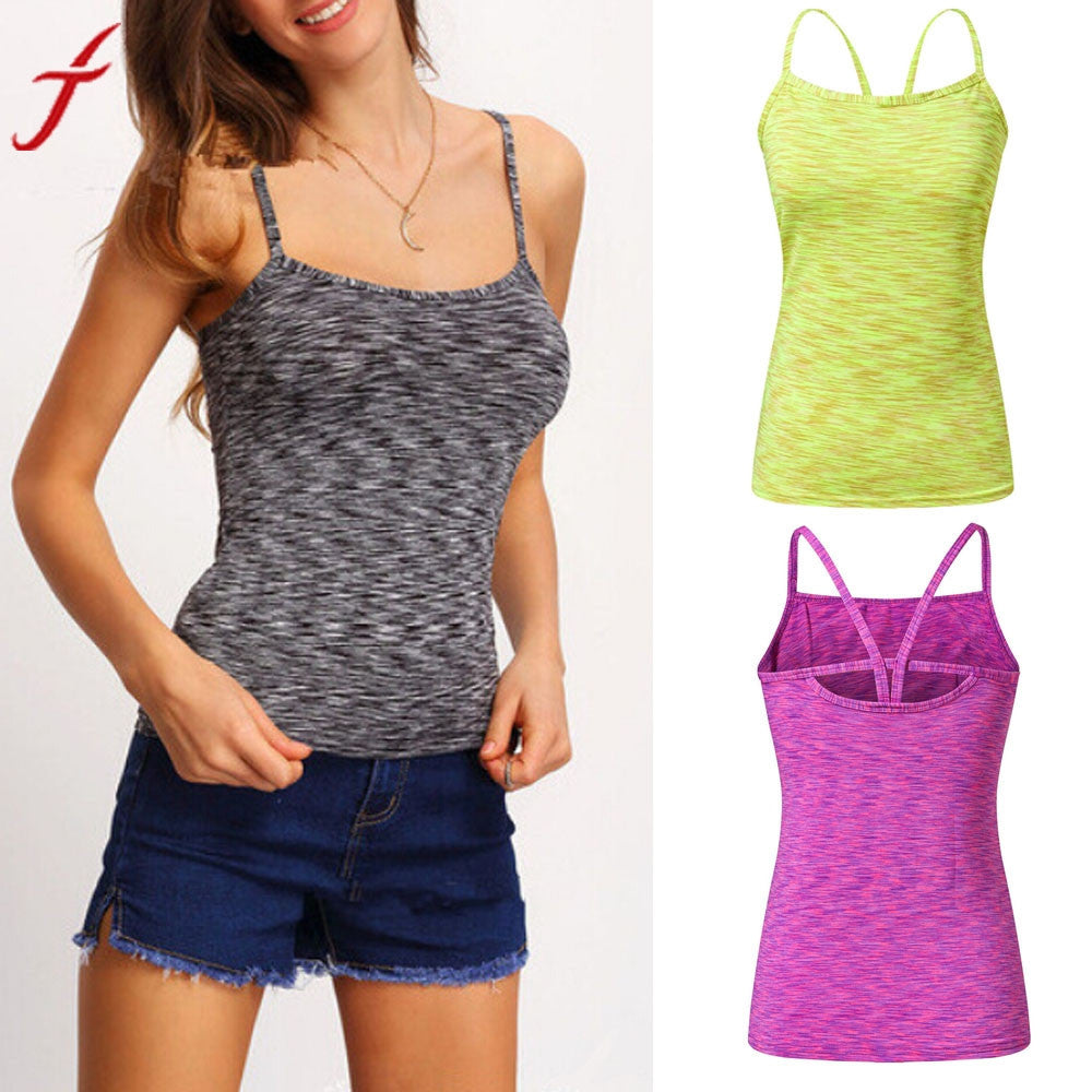 Multicolour Sleeveless Casual Slim Fitness Shirt