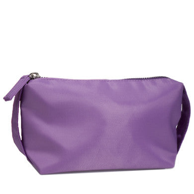 Makeup Bag - Purple