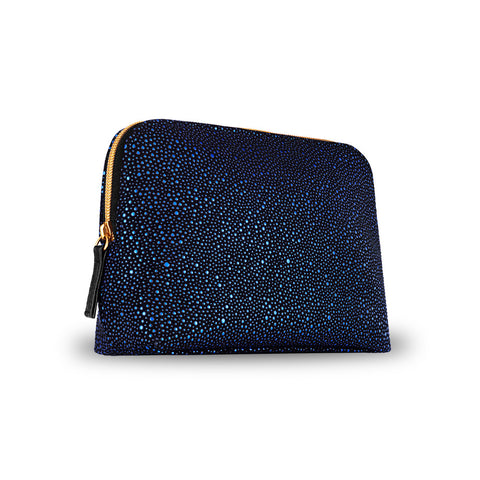 Makeup Bag - Blue