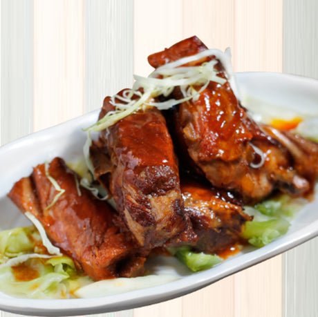 E5 Roasted Spare Rib in Sweet and Sour Sauce (3lbs)