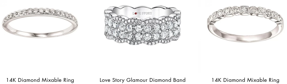 diamond wedding bands in knoxville tn