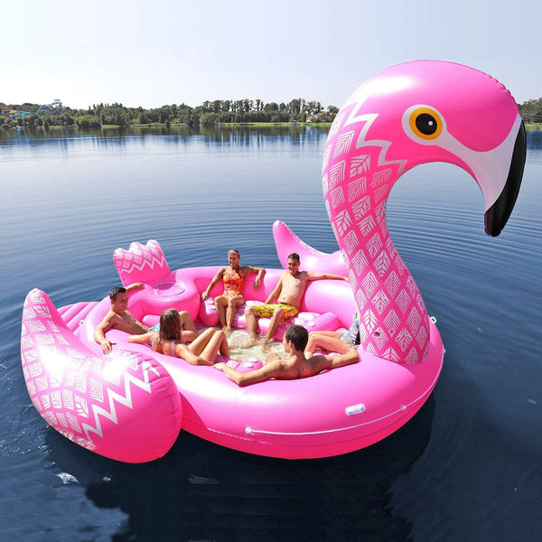 Party Island Flamingo