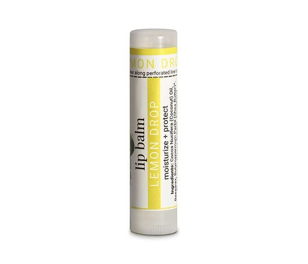 Organic Lemon Drop Lip Balm