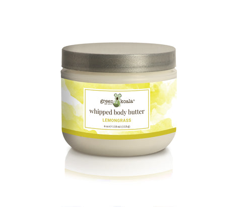 Lemongrass Nourishing Whipped Body Butter - 8 oz