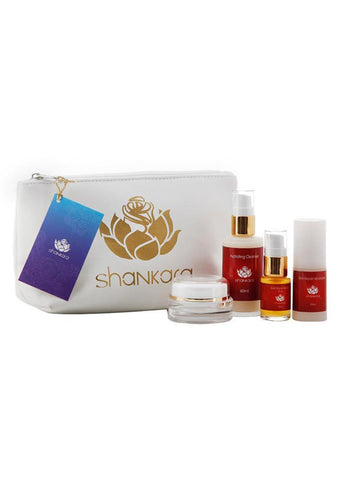 Shankara Rich Repair Skincare Travel Kit - Vata Collection