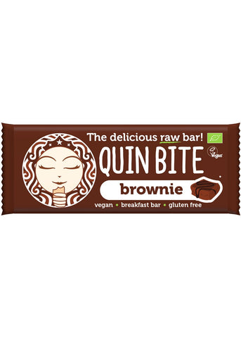 Quin Bite Brownie (one bar) - 30 g