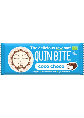Quin Bite Coco Choco (one bar) - 30g