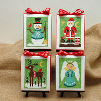 Christmas Cuties Cross Stitch Pattern