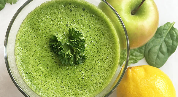 RECIPE: Simple Daily Detox Juice