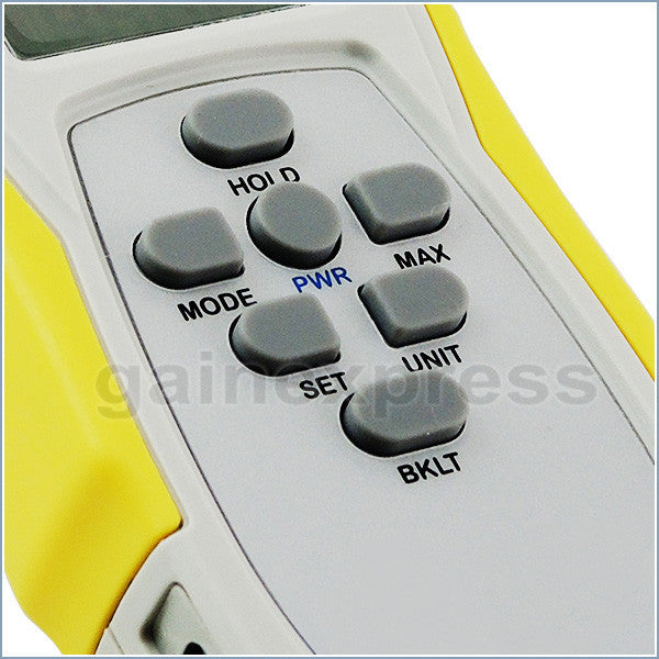 M0198108 Digital Carbon Monoxide (CO) Temperature Meter Made in Taiwan